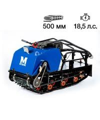 Мотобуксировщик Мужик 500 K 18,5М