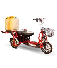 Складной электротрицикл Адьютант 350