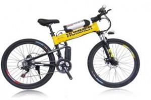 Велосипеды с мотором - новый тренд!